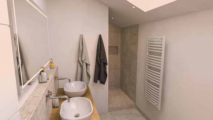 Projet du0027agencement 3D pour la mise en vente du0027un appartement