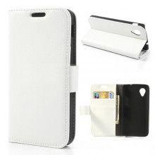 Forro Nexus 5 Flip Stand Wallet Blanco  $ 51.254,36