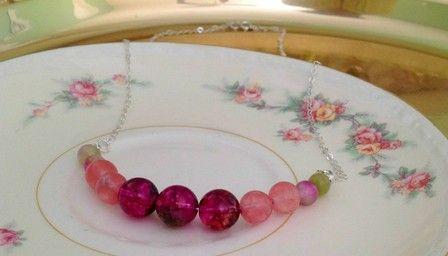 collar en turmalina-collar en rosa cuarzo-rosa cuarzo-rose quartz-pulseras de los angeles-pulseras de los arcangeles-pulsera del angel