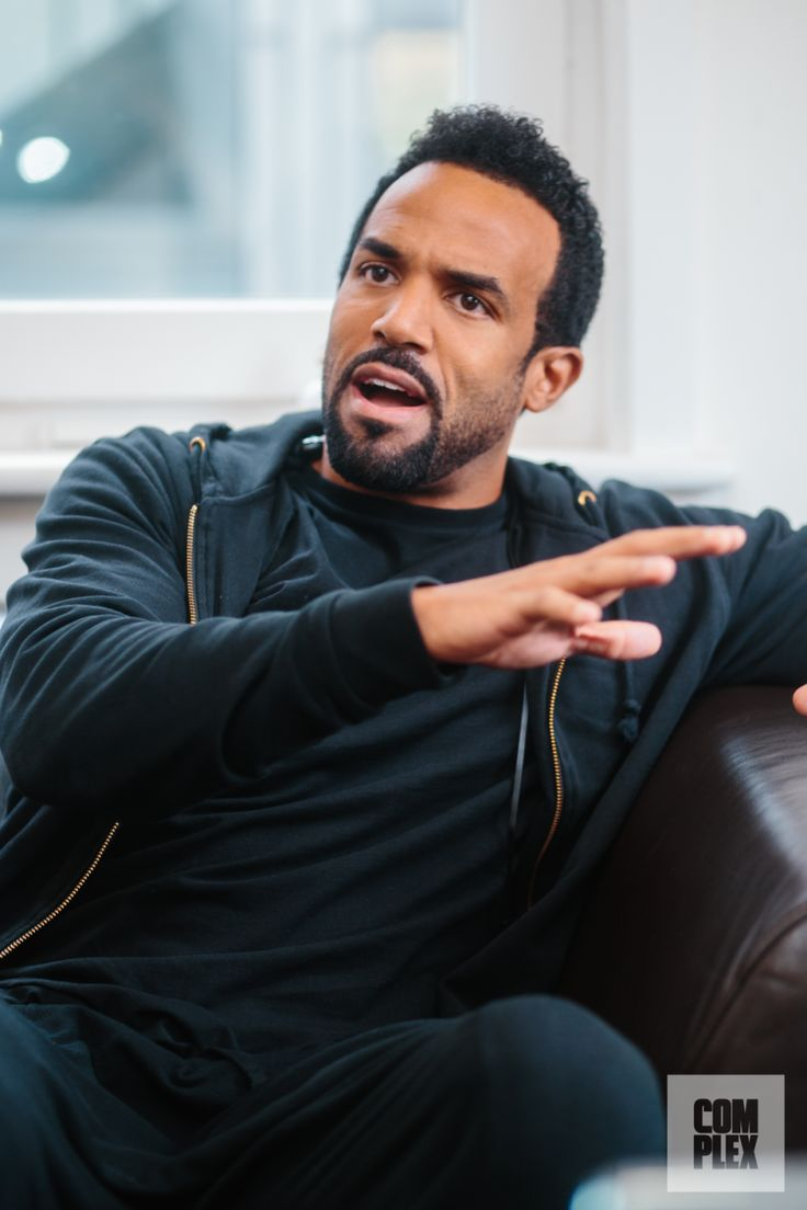 No More Walking Away: Craig David Plans for a 2016 Comeback