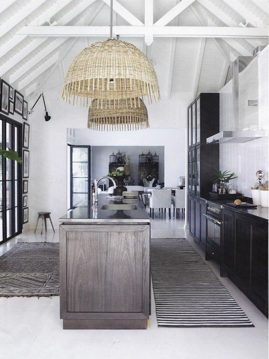 Day Birger et Mikkelsen Home (A room that could easily be imitated, inspiration for a converted barn!)
