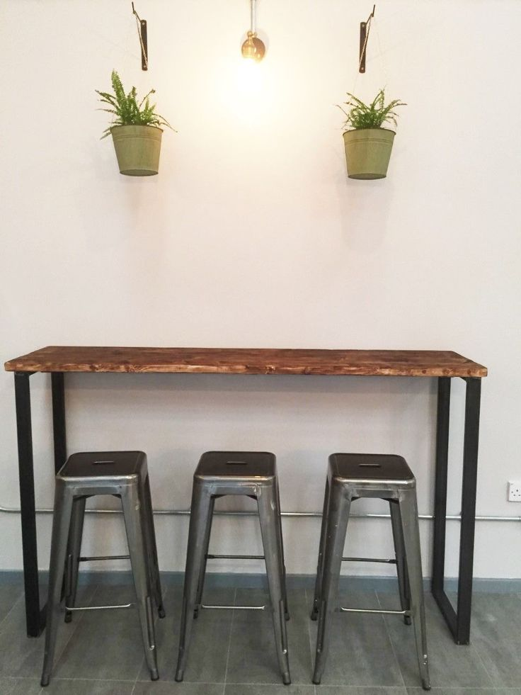 17 best ideas about breakfast bar table on pinterest. Black Bedroom Furniture Sets. Home Design Ideas