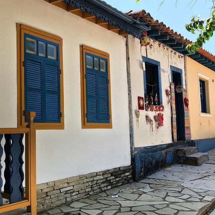O charme de #Pirenópolis! Como não se apaixonar? #mydestinationanywhere #goias #mtur