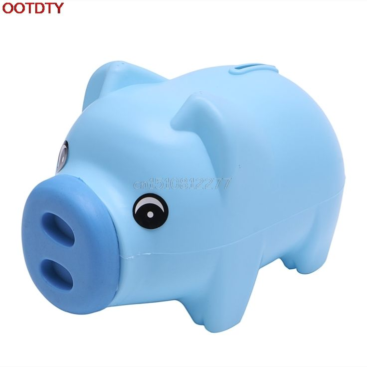 3.03$  Watch more here - Money Box Plastic Piggy Bank Coin Money Cash Collectible Saving Box Pig Toy Kids Gift #H0VH#   #buymethat