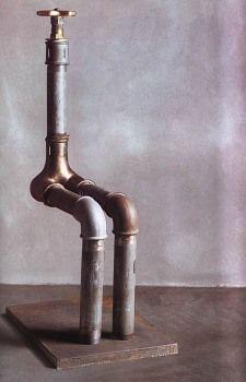 Karel Nepraš: Egypt-Giacometti-Nepraš