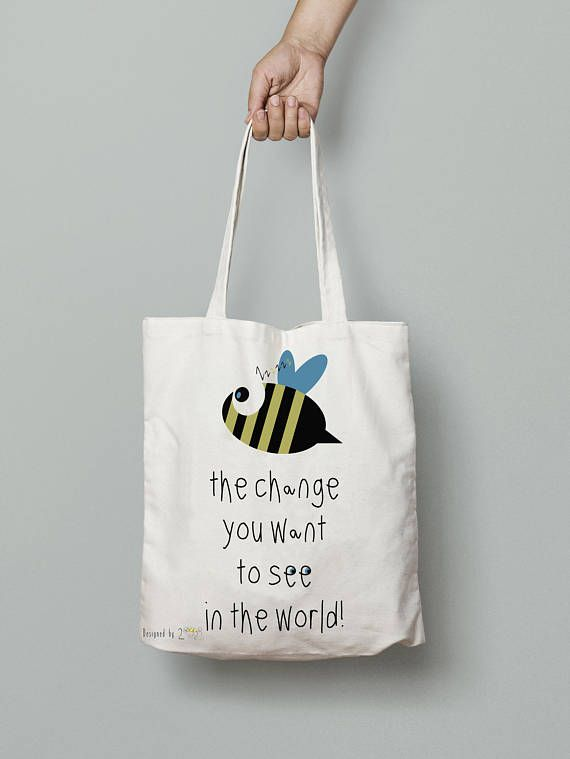 Be the change you wish to see in the world Gifts for teen