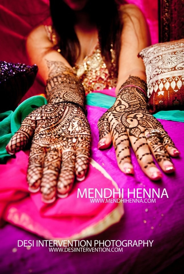 Mehndi For Wedding Parties : Bridal mehndi and henna parties for more info