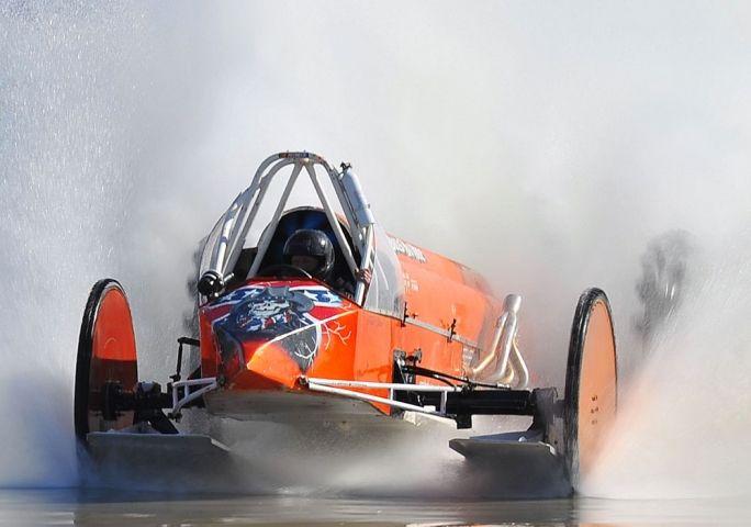 Beast on Wheels, Swamp Buggy Racer