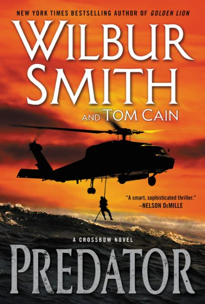 Predator by Wilbur Smith reached #5 on The Globe and Mail's Fiction bestseller list for April 2, 2016!