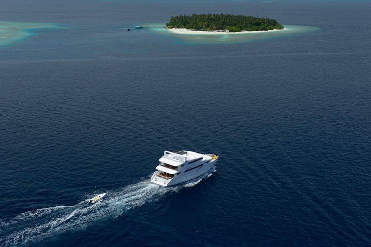Princess Ushwa - Scuba Diving Live-Aboard from Maldives