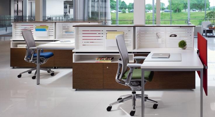 Reside Desking & Beside Storage