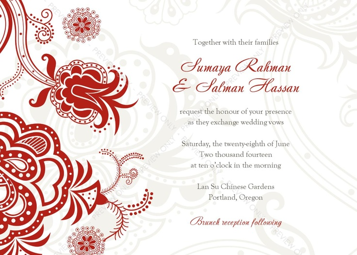 9 best wedding invitations images on pinterest bridal invitations 3 chinese inspiration wedding invitation stopboris Image collections