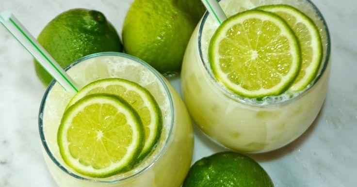 Brazil limonádé - Recept | Femcafe