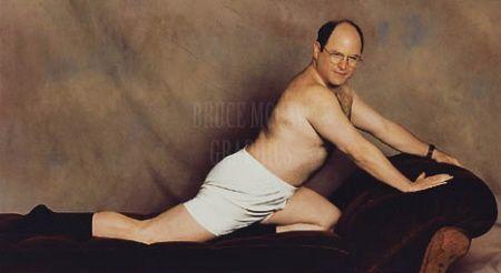 George Costanza. Seinfeld