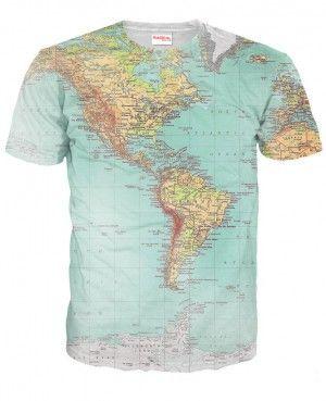 MAPA Koszulka Tshirt Full Print