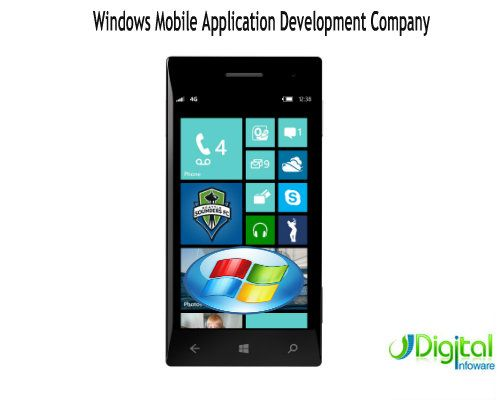 Now that the Windows Phone is slowly gaining traction amongst users and hardware manufacturers, the operating system has garnered substantial users. Therefore windows mobile application development is now a distinct viability and is similar to development windows desktop apps. Call us today for sophisticated windows mobile application development! Alternatively visit www.digitalinfoware.co.in for more information.