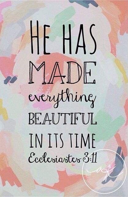 Eclesiastes 3:11