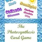 Three games in one!  Players learn how plants grow, develop and how parts function in the PLANT PART game.  The PHOTOSYNTHESIS game lets students c...