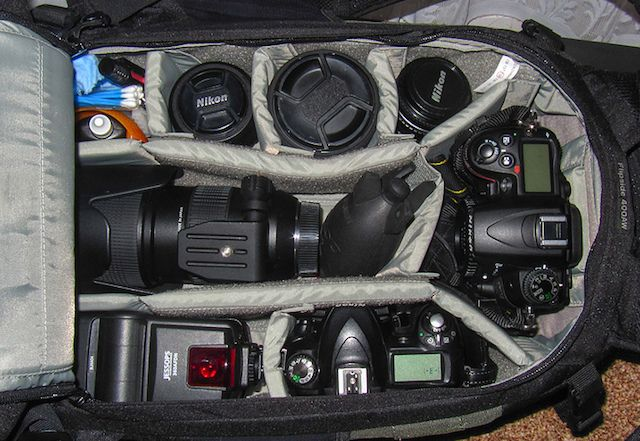 Pro Tip: Some Airlines Have a Special Luggage Allowance for Media So You Can Pack More Gear