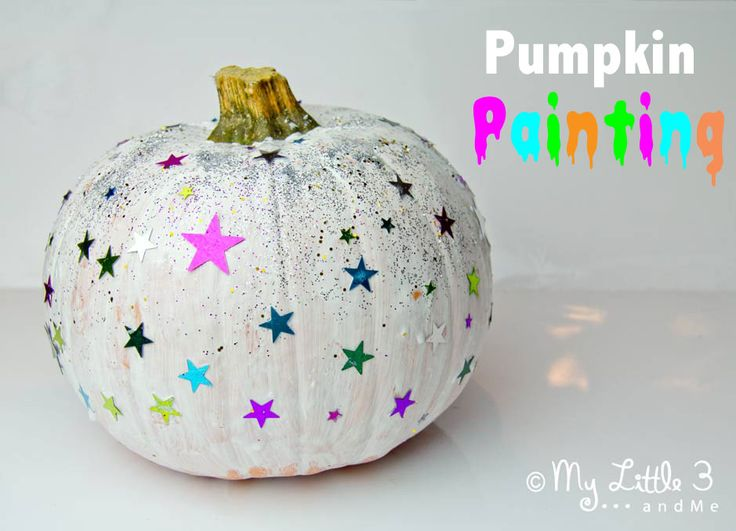 heres a great diy idea for this years halloween party have fun pumpkin painting - Halloween Craft Ideas For Adults