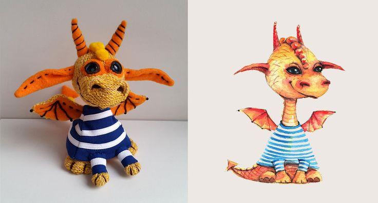 игрушки по рисункам детей, игрушка по рисунку, морской дракон фото, дракоша игрушка, игрушка дракончик, дракончик игрушка купить, игрушка милый дракоша, мягкая игрушка дракончик, картинки морского дракона, мягкая игрушка дракоша, купить дракошу игрушку