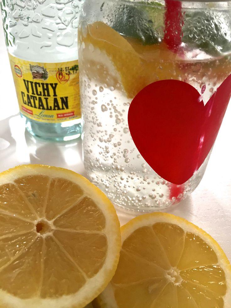 https://flic.kr/p/GJZx2E | Nuevo Vichy Catalan Lemon, con un sabor más intenso y sin azúcares añadidos