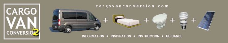 Cargo Van Conversion | The Conversion Plans
