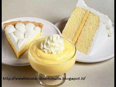 Crema pasticcera , velocissima pronta in soli 2 minuti - YouTube