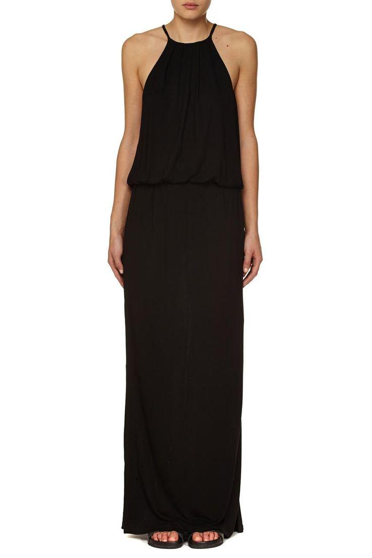 Cotton On: KN Helen High Neck Maxi Dress