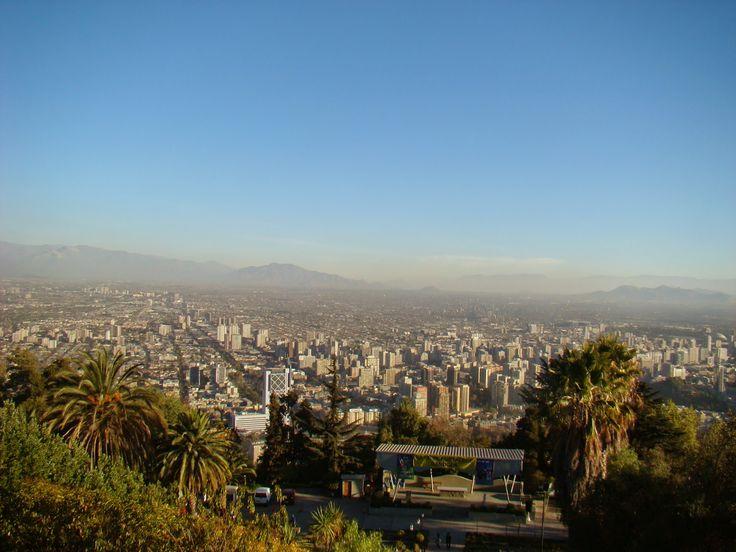 DIARIOS DE VIAJE ODV Y RCL: SANTIAGO DE CHILE