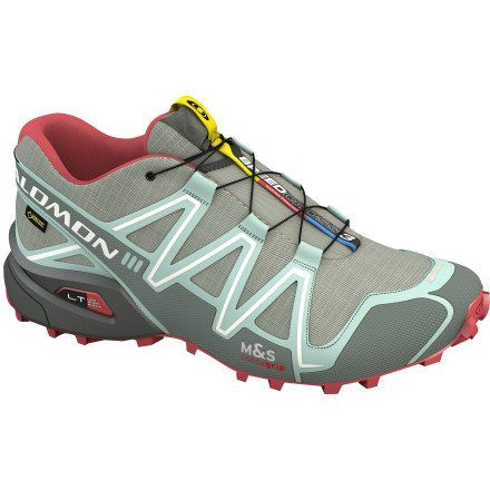 Salomon Speedcross 3 GTX Womens Trail Running Shoes | Sporting Goods