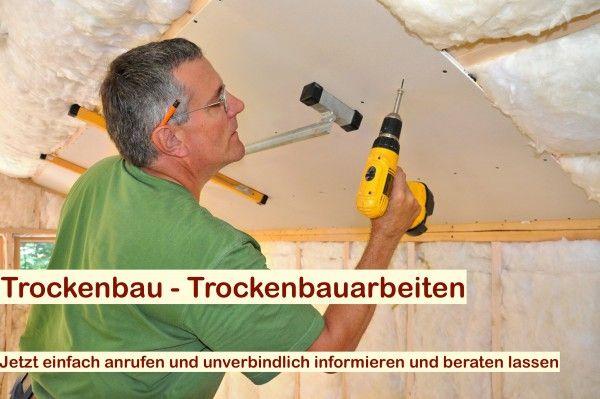 Trockenbau Berlin – Höchste Qualität zu fairen