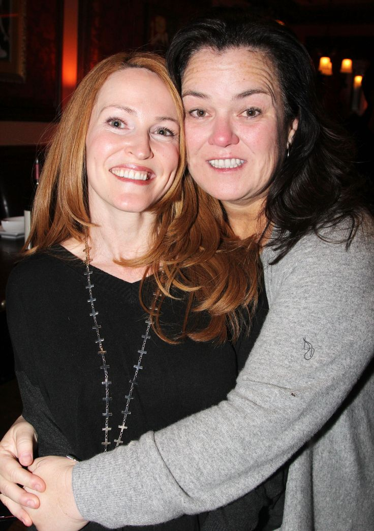 REPORT: Rosie O'Donnell Saved Estranged Wife Michelle Rounds from Committing Suicide