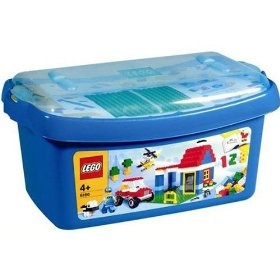 LEGO 6166 Large Brick Box.  To build more, you must have more!!