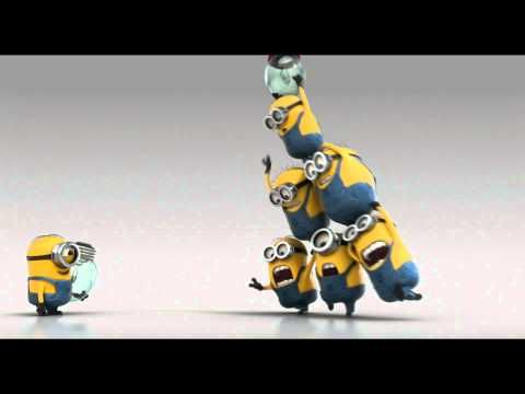Despicable Me 2 -- The Stars are Brighter! - YouTube