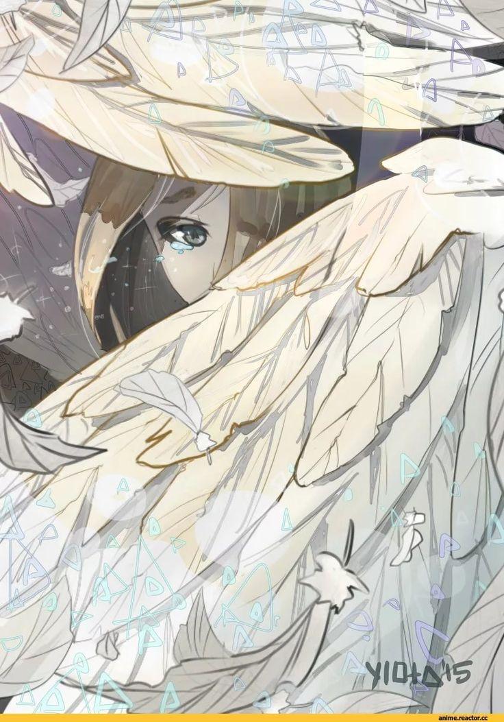 плачущая девочка ангел арт: 14 тыс изображений найдено в Яндекс.Картинках