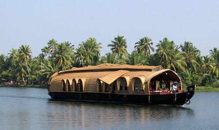 India | Kerala – Houseboats