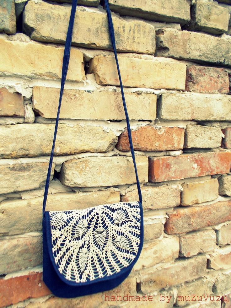 MAriner handbag  handmade by muzuvuzu  www.muzuvuzu.com