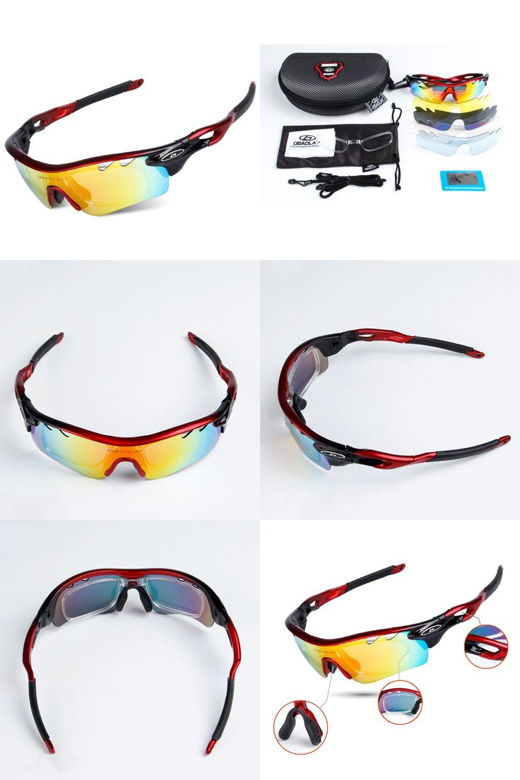 [Visit to Buy] Radarlock 5 Lens Cycling Eyewear Polarized MTB Glasses Bicycle Sunglasses Sports Ciclismo Gafas Deportivas Road Bike Goggles #Advertisement
