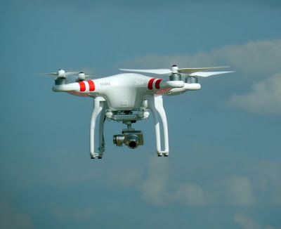 Intel Acquisition Drone Company From Germany #Drone #Intel Gadgets