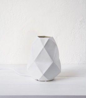 Diamond Ridge Lamp