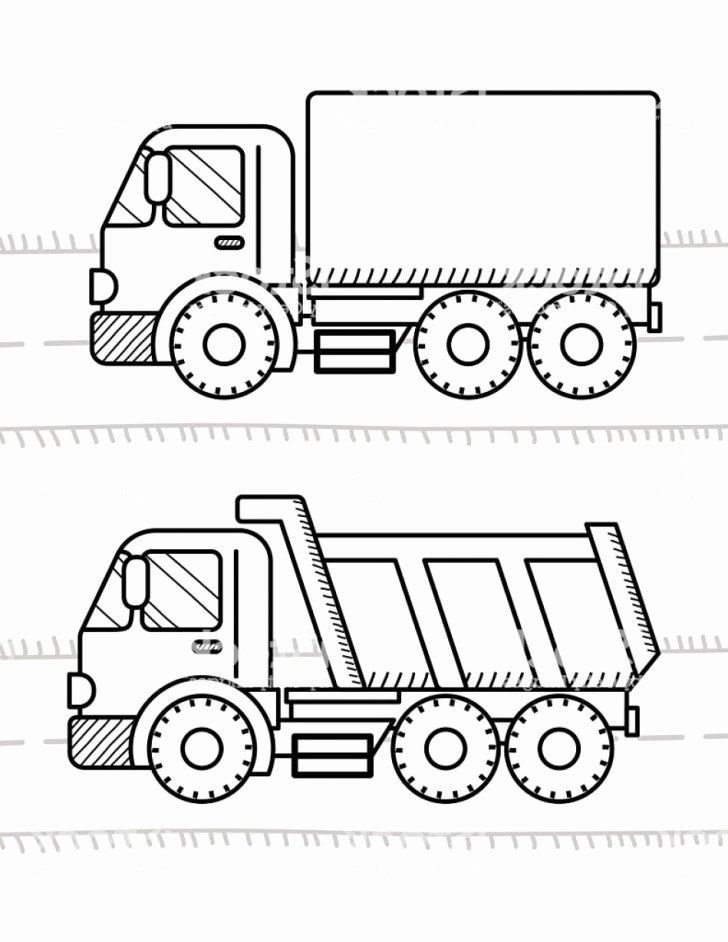 Garbage Truck Coloring Pages : garbage, truck, coloring, pages, Garbage, Truck, Coloring, Fresh, Freeway, Pages, Pages,, Books,