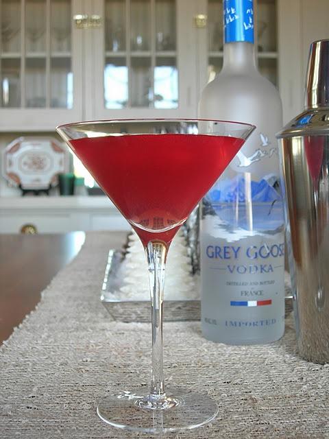 Cranberry-citrus cocktail | lori | Pinterest