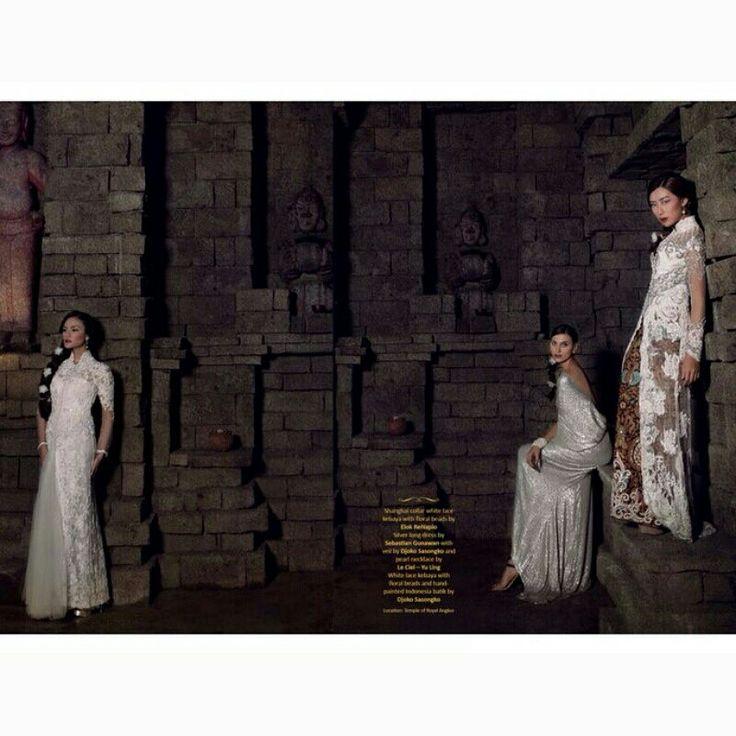 Dola'Ap Kebaya Bride // Elok Re Napio