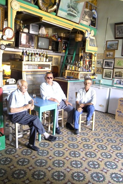 Greek Kafeneio