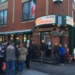 Pizzeria Napoletana ? 189 Rue Dante (Rosemont) Pizza $$