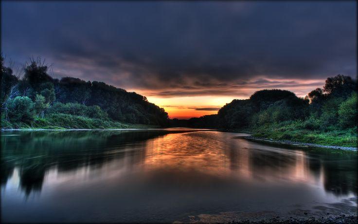 Incredible+landscape+sunset+wallpaper+(1920x1200).jpg 1,600×1,000 pixels