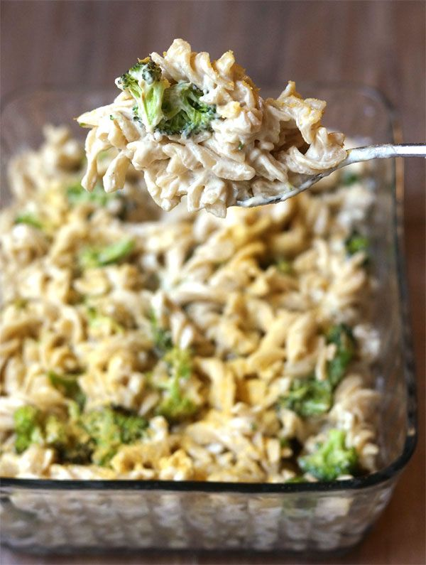 The BEST Vegan Mac n' Cheese. (Over 100 reviews agree!) Try adding roasted broccoli for added texture and flavor-- it's amazing!!