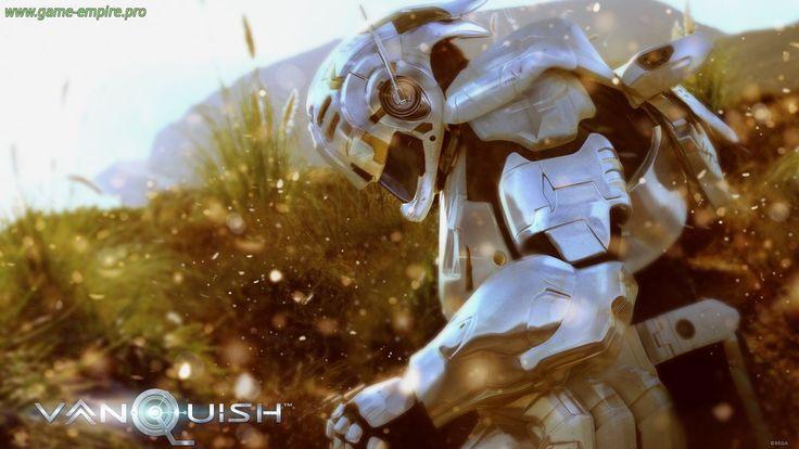 Официальный анонс PC-версии Vanquish в 4K - 11 Мая 2017 - Свежие новости - Game-Empire.pro