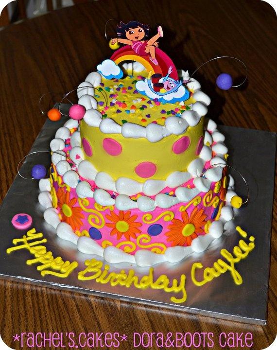 Images of dora cupcakes recipes